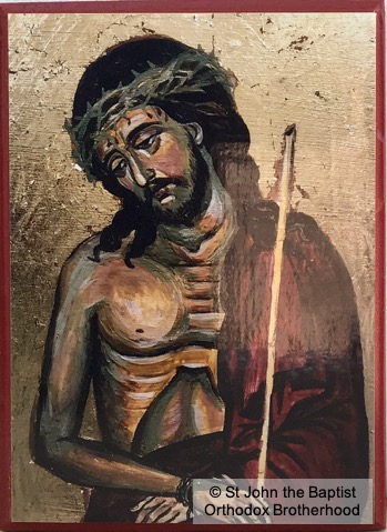 Icon of Jesus Christ the Bridegroom